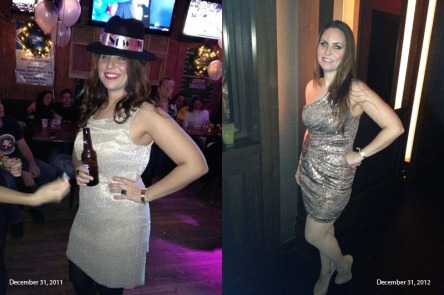 newyearseve before and after